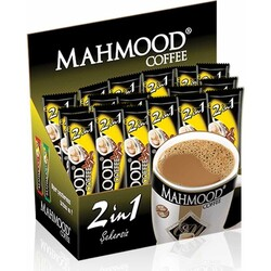 - Mahmood Coffee 2si1 Arada 10 gr 48' li