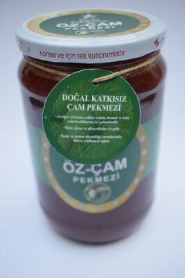 Tarihi Eskipazar Öz-Çam pekmezi (çam pekmezi)1kg.